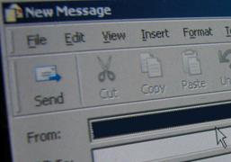 Eroberung per Email