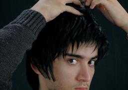 Haare und Frisur
